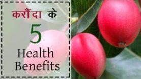 करौंदा के 5 Health Benefits (Hindi Health Tips)