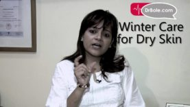 Tips Winter Care for Dry Skin