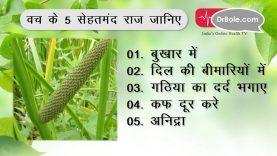 आयुर्वेदिक वच से करें गठिया के दर्द समेत 5 रोगों को दूर– Hindi Health Tips